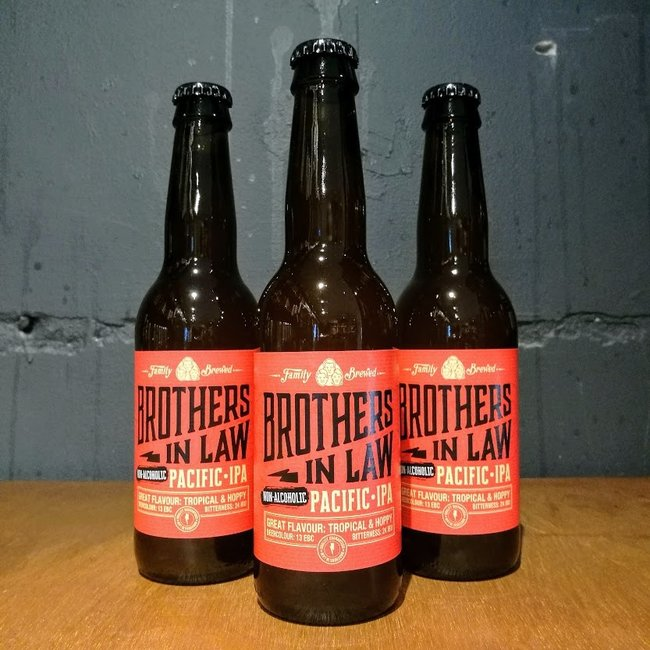 Brothers in Law: Pacific IPA