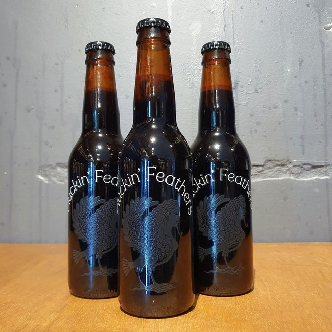 Omnipollo X Horus Aged Ales: Plucking Feathers