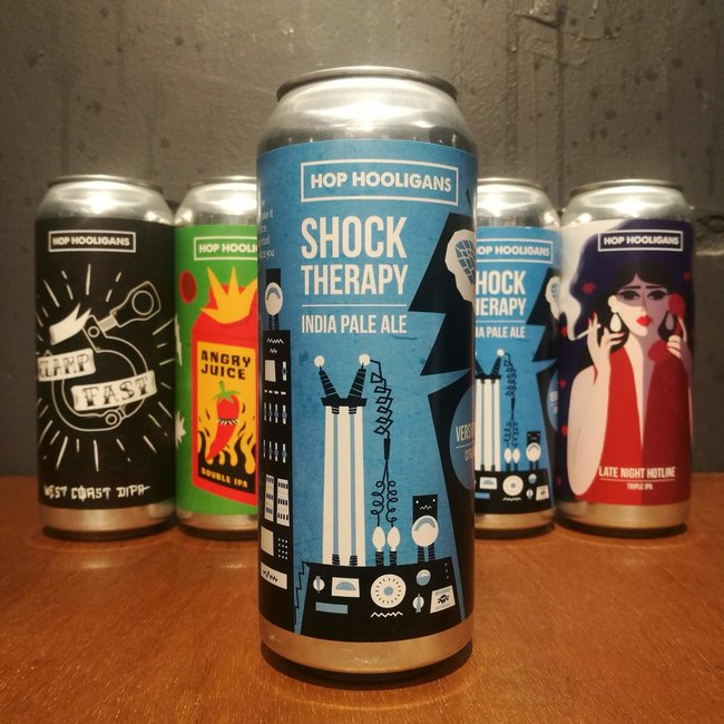 Hop Hooligans - Shock Therapy 30B
