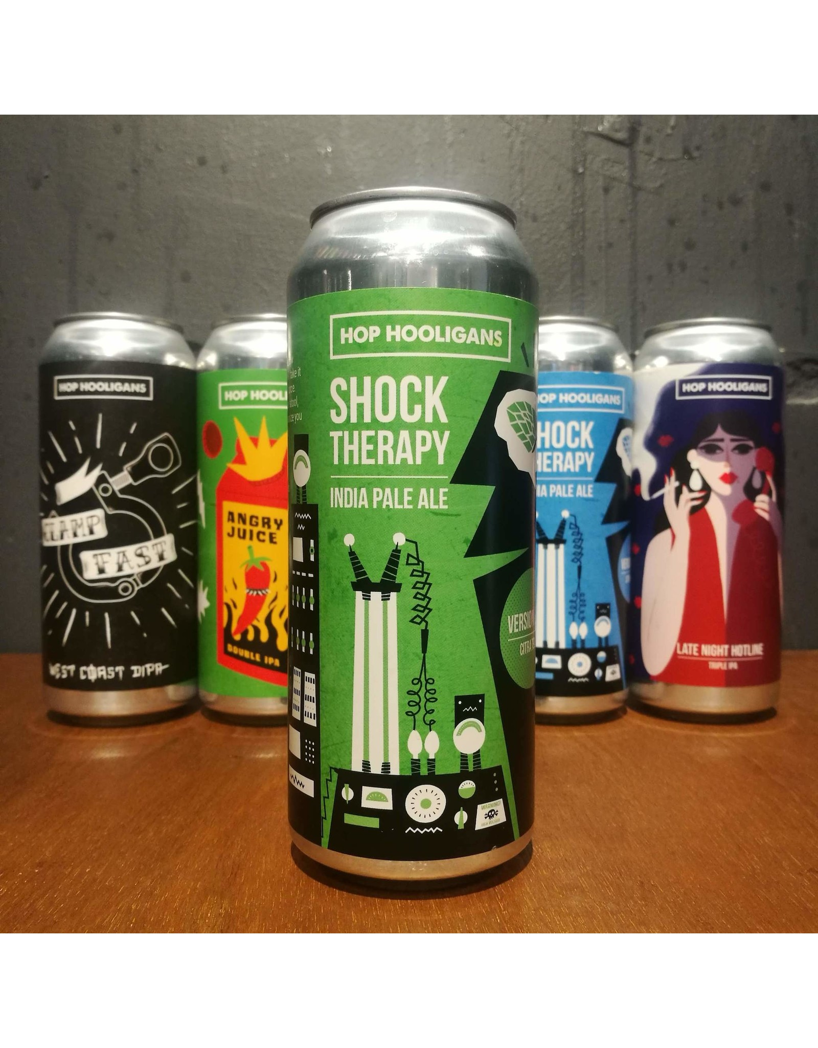 hop hooligans Hop Hooligans - Shock Therapy 30A