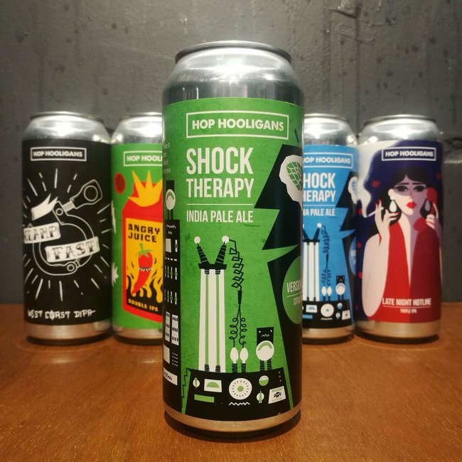 Hop Hooligans - Shock Therapy 30A