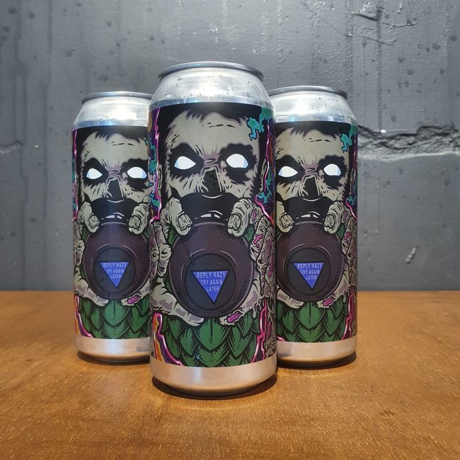 Beer Zombies Beer Zombies: Reply Hazy, Try Again Later