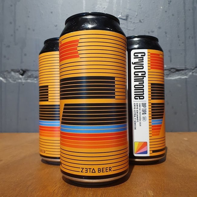Zeta Beer - Cryo Chrome