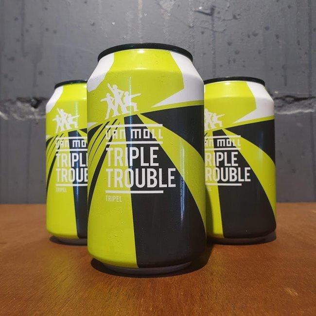 VAN MOLL: Triple Trouble