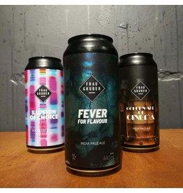 frau gruber Frau Gruber - Fever For Flavour