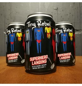 Tiny Rebel: Superhero Landing