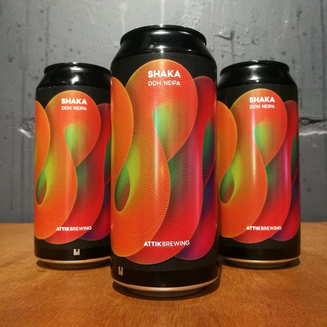 Attik Brewing - Shaka