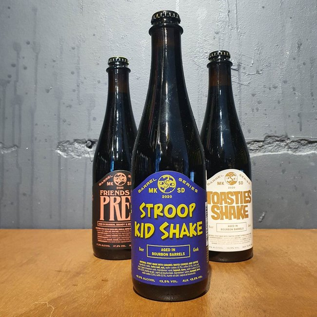 Mikkeller San Diego: Beer Geek Stroop Kid Shake