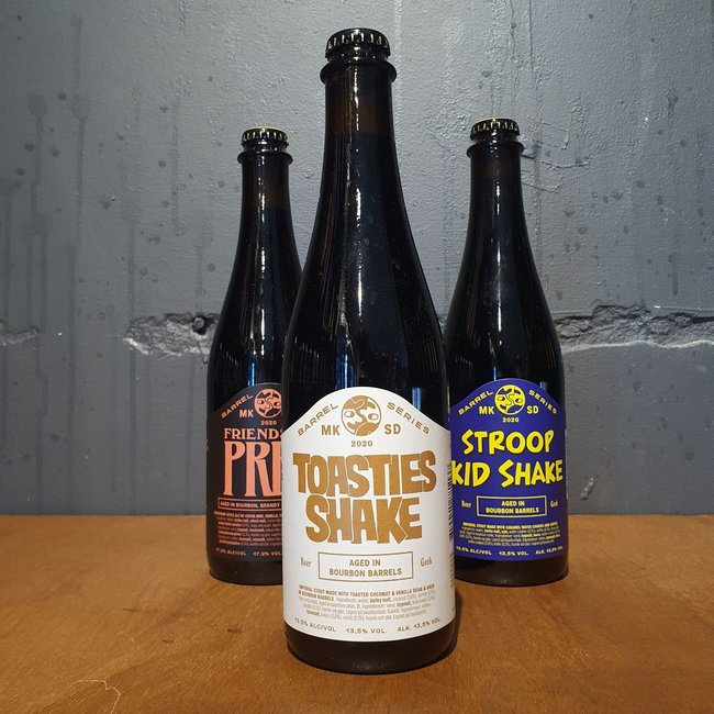 Mikkeller San Diego: Beer Geek Toasties Shake