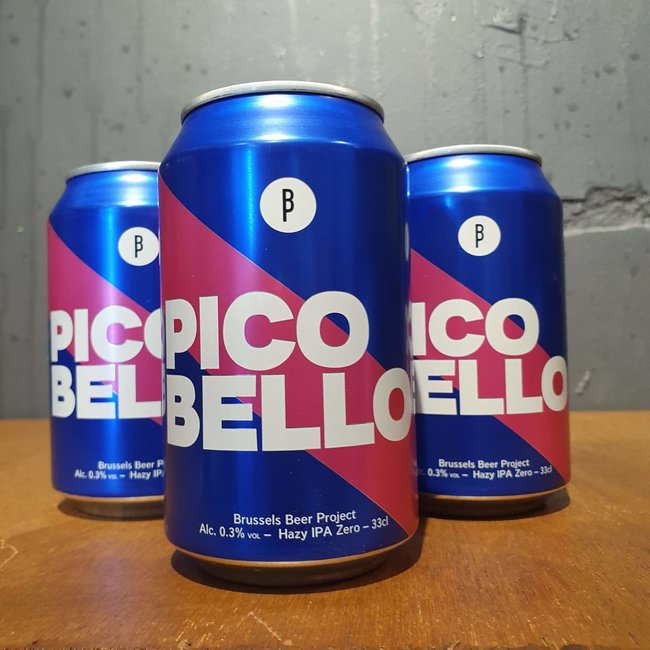 Brussels Beer Project: Pico Bello