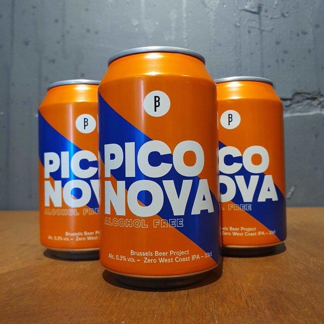 Brussels Beer Project: Pico Nova