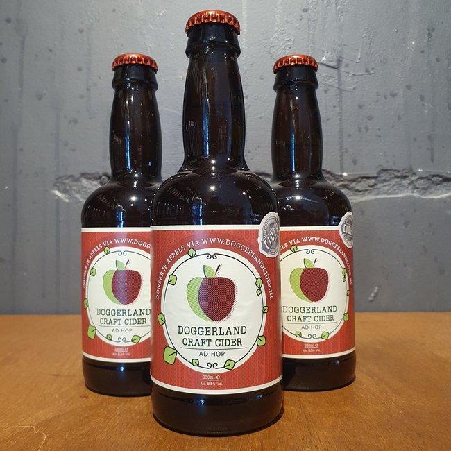 Doggerland Craft Cider: Ad Hop