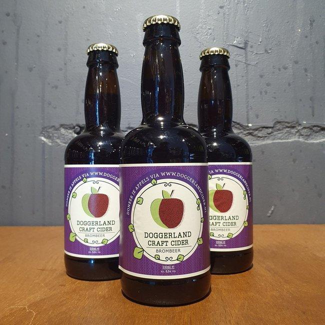 Doggerland Craft Cider: Brombeer