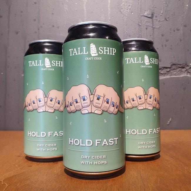 Tall Ship Craft Cider: Hold Fast