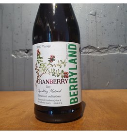 Berryland Berryland: Cranberry Dry Sparkling Melomel