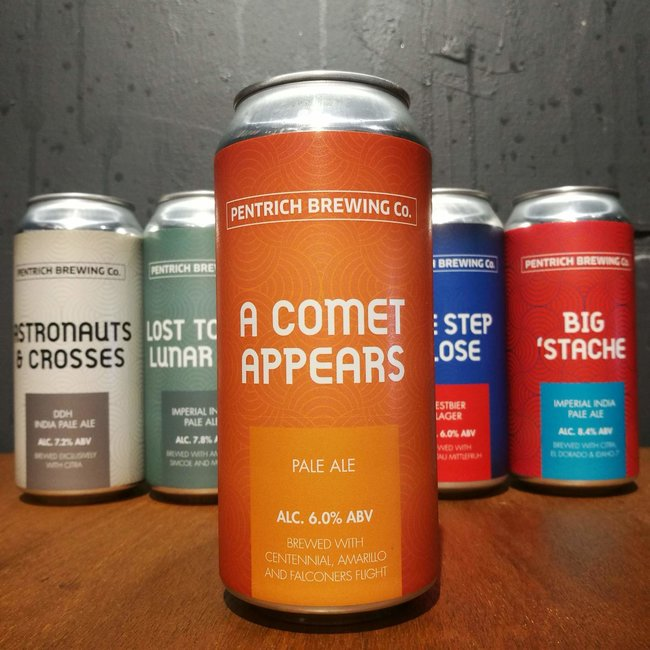 Pentrich Brewing Co: A Comet Appears