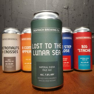 Pentrich Brewing Co Pentrich Brewing Co: Lost to the Lunar Sea
