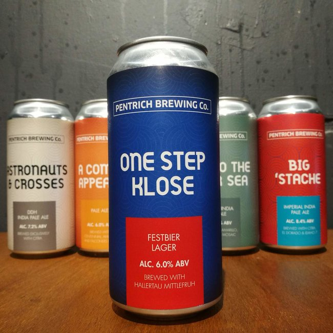 Pentrich Brewing Co: One Step Klose