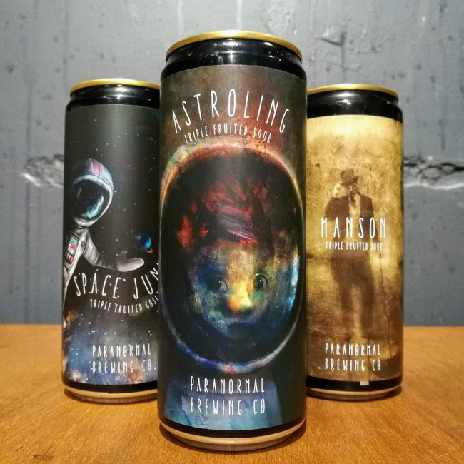 Paranormal Paranormal: Astroling