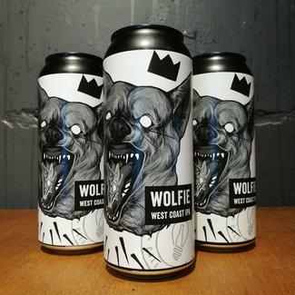 Brokreacja Brokreacja: Wolfie