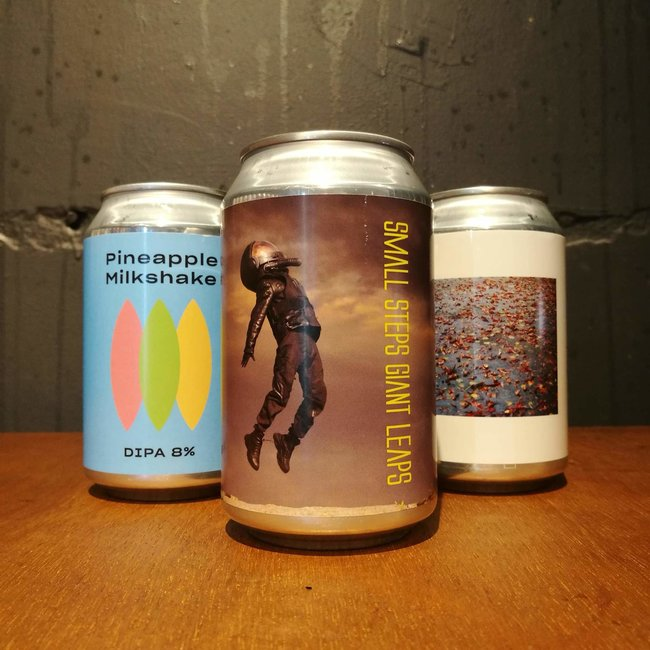 Sofia Electric brewing: Small Steps, Giant Leaps