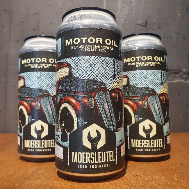 Moersleutel: Motorolie