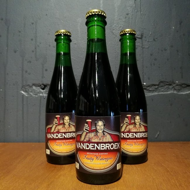 Vandenbroek Vandenbroek: Fruity Watergeus KersenCassis