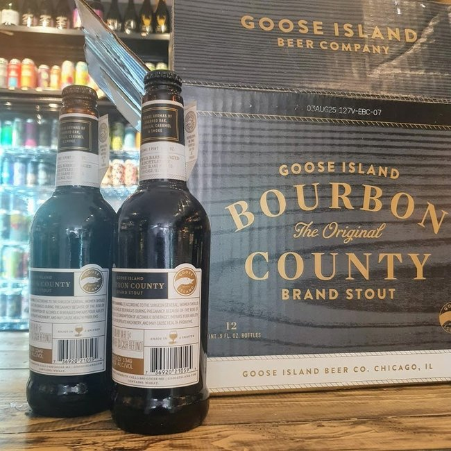 Win een fles Bourbon County!