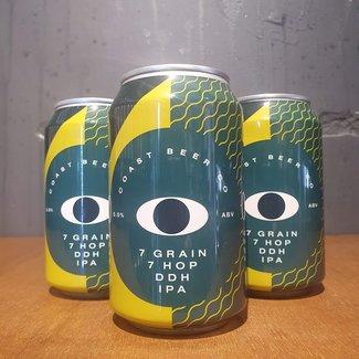 Coast Beer Co Coast Beer Co - 7 Grain 7 Hop DDH IPA