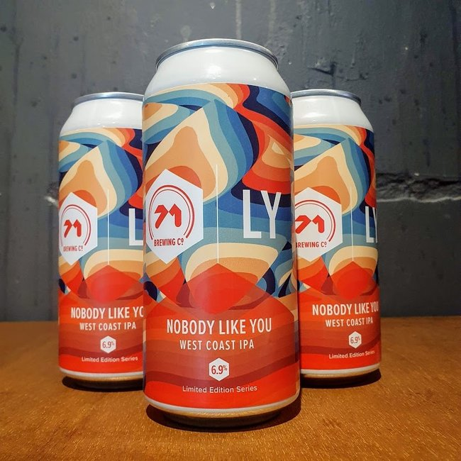 71 Brewing: Nobody Like You