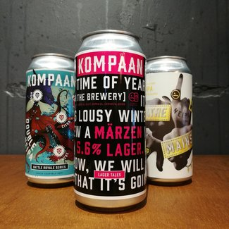 kompaan Kompaan: Lager tales märzen