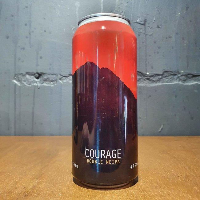 Spartacus Brewing: Courage