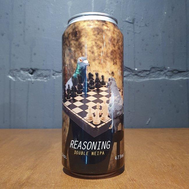 Spartacus Brewing: Reasoning