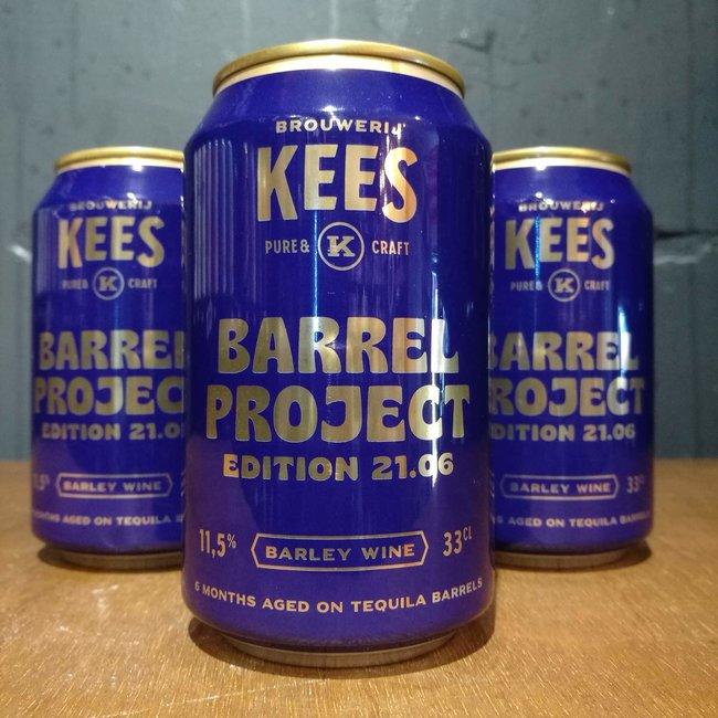 Kees: Barrel Project 21.06