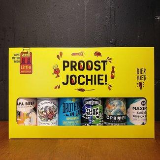 Utrecht Bierpakket 'PROOST JOCHIE'