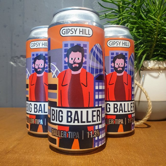 The Gipsy Hill Brewing Co. - Big Baller