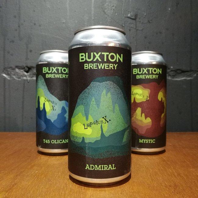 Buxton: Lupulus x ADMIRAL