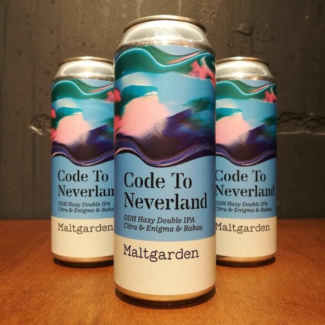 Maltgarden - Code to neverland