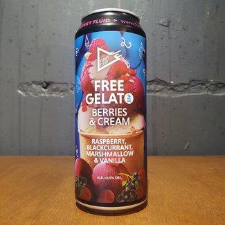 funcky fluid Funky Fluid - Free Gelato: Berries & Cream