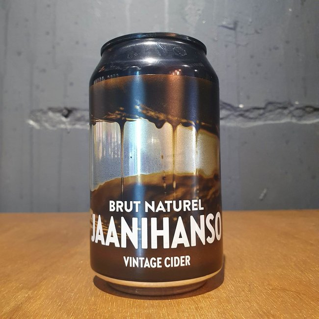 Jaanihanso: Brut Naturel Organic