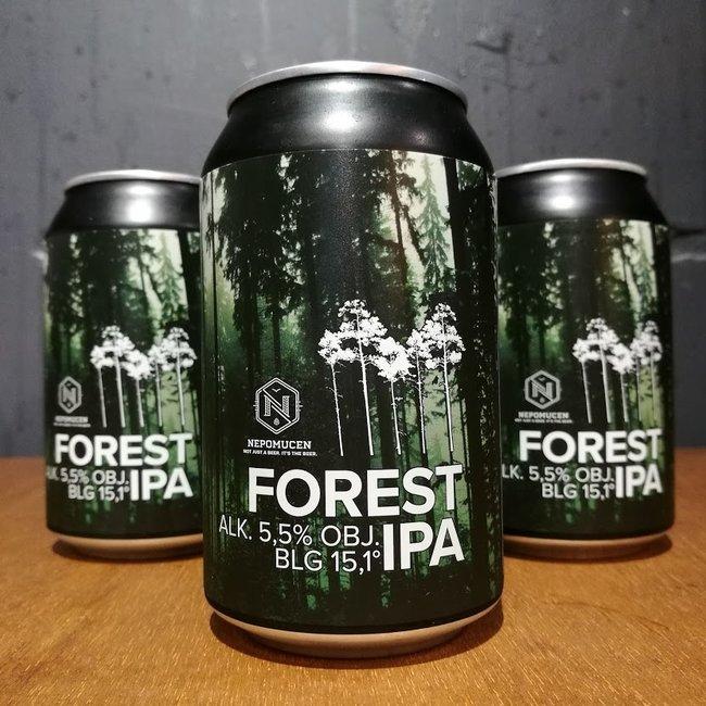 Nepomucen: Forest IPA