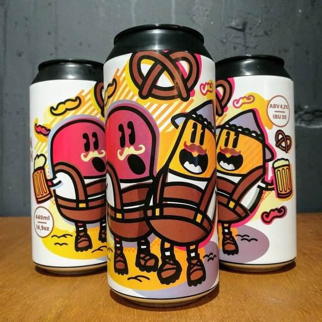 Passion brewery - Springhen Spranghen