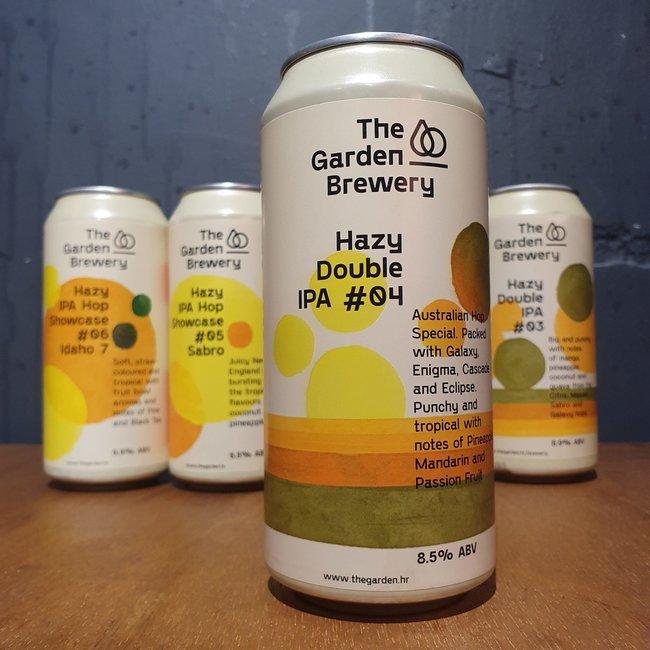 The Garden Brewery - Hazy DIPA #04
