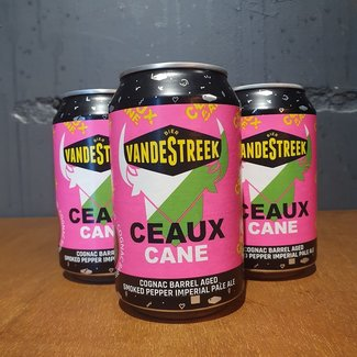 vandestreek VandeStreek x Ceaux x Little Beershop: Ceaux Cane Cognac BA