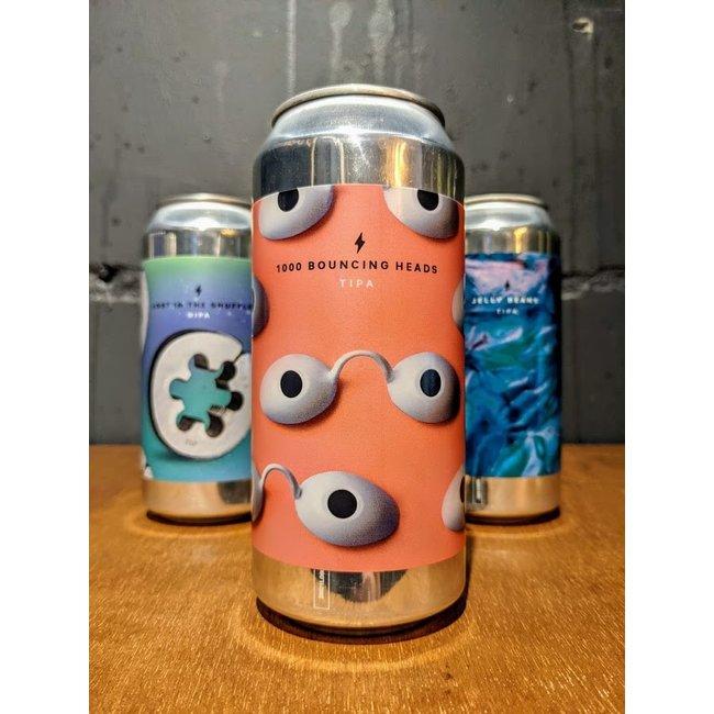 Garage Beer Co. 1000 Bouncing Heads TIPA