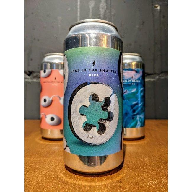 Garage Beer Co. Lost In The Shuffle Imp. NE DIPA