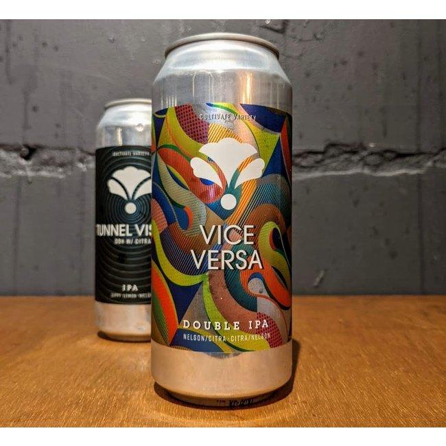 Bearded Iris: Vice Versa