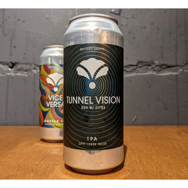 Bearded Iris: Tunnel Vision DDH Citra