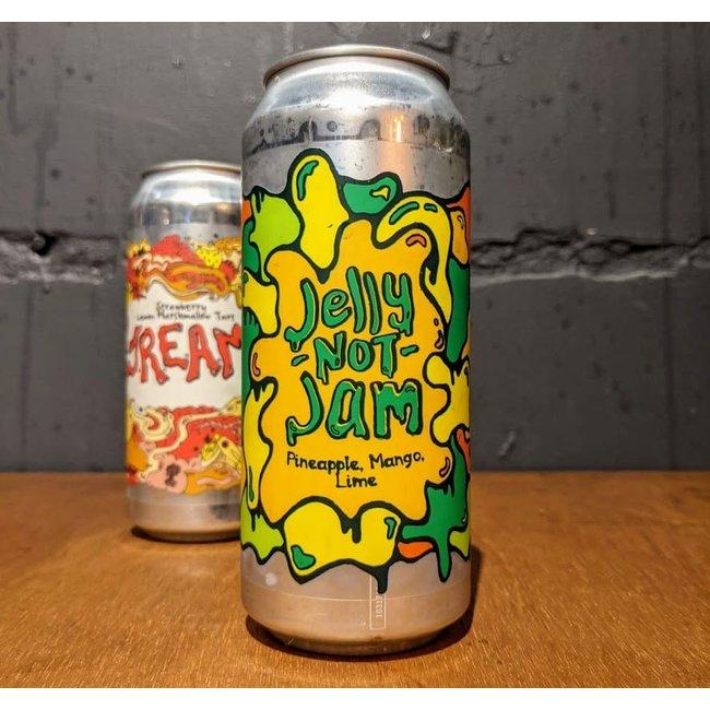 Burley Oak BC: Jelly not Jam - Pineapple Mango Lime