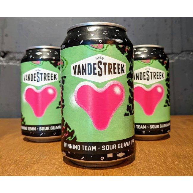 VandeStreek: Winning Team
